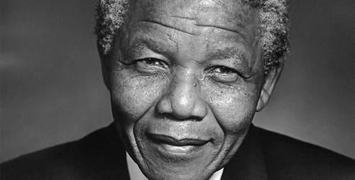 Nelson Mandela   by lasanta.com.ec