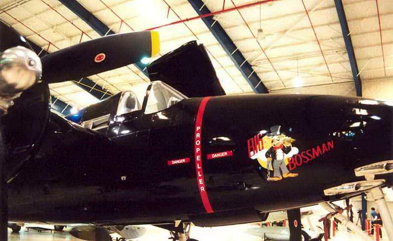 La teoría de la F7F Tigercat (6)