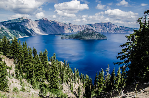 Crater Lake | by Volodymyr Osypov