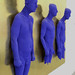 Yves Klein Blue Men
