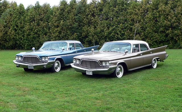 1960 DeSotos