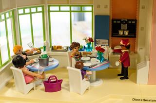 Smart-Home Technologien im Playmobil-Haus des Braunschweiger Informations- und Technologiezentrums | by wissenschaftsjahr