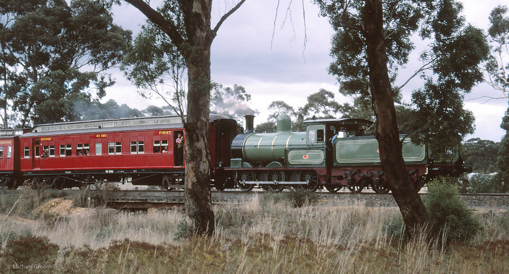 Y112 at Daisy Hill by michaelgreenhill