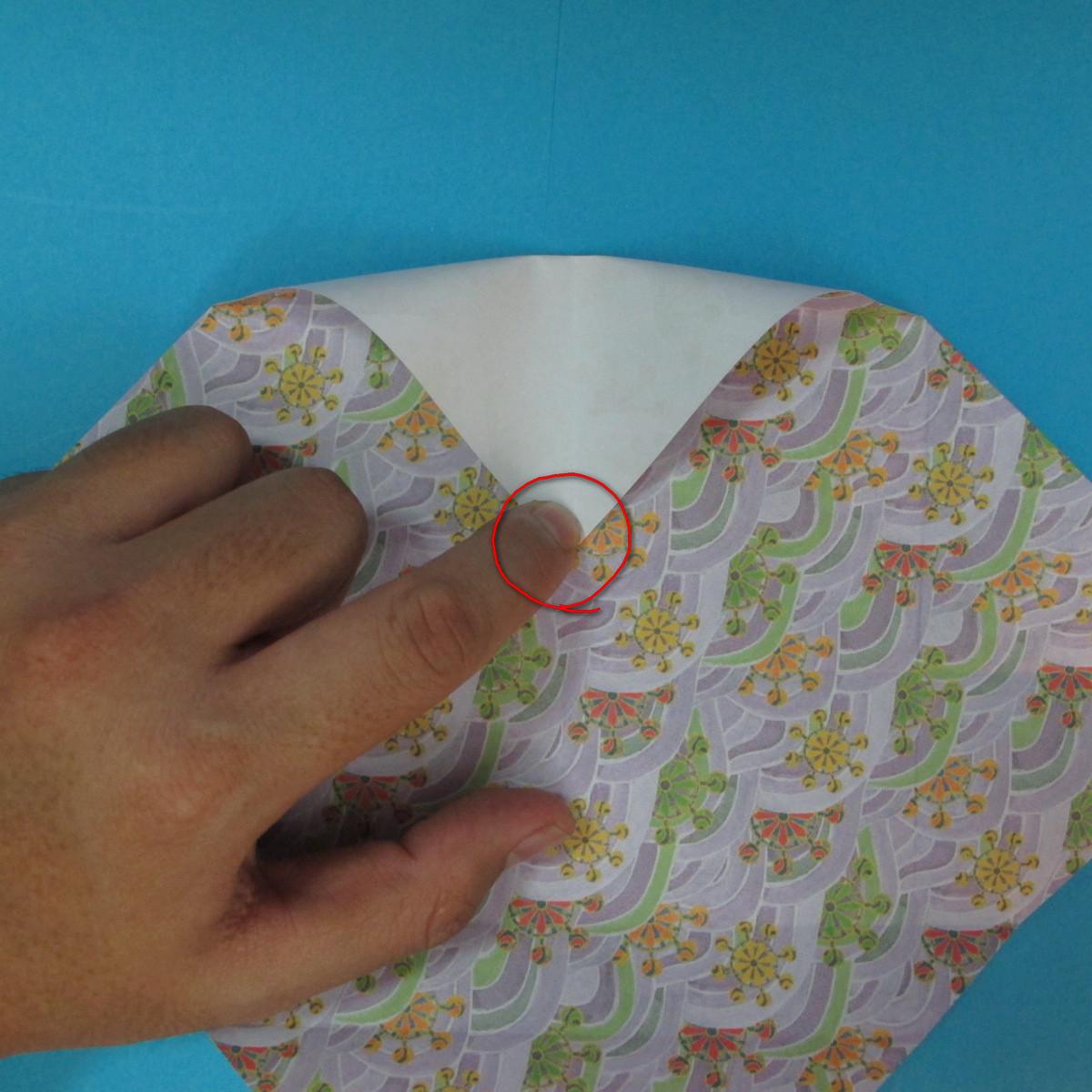 สอนวิธีพับกระดาษเป็นช้าง (แบบของ Fumiaki Kawahata) 015