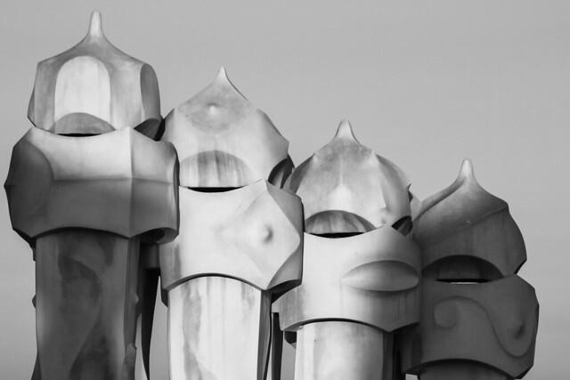 four chimney tenors