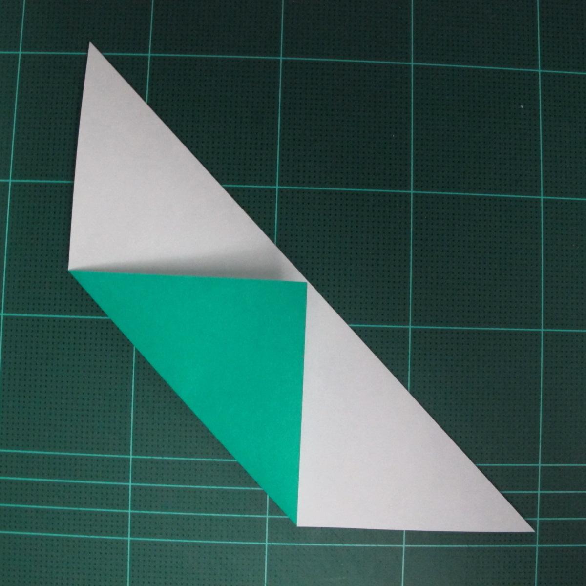 การพับกระดาษเป็นรูปเรือมังกร (Origami Dragon Boat) 007