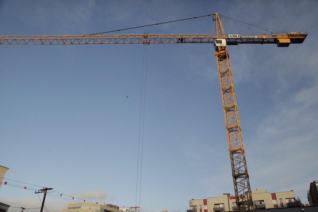 Crane   The AMLI crane operator did a wonderful job handling…   Flickr