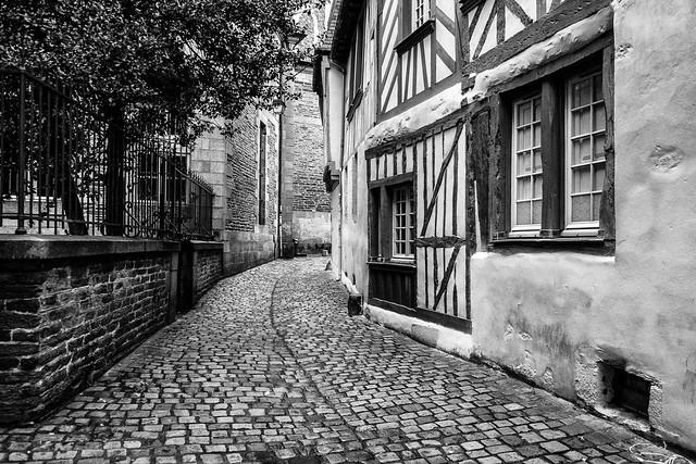 Promenade dans le vieux Rennes