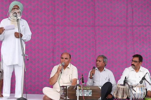 Poem by Bachittar Paras from Giddarbaha, Punjab