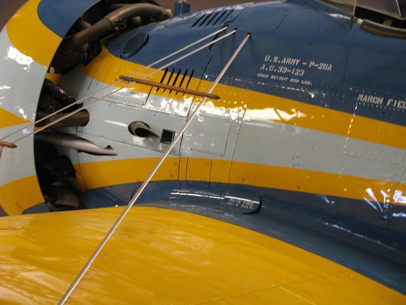Boeing P-26 2