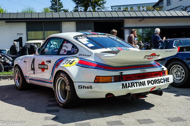 1974 Martini Porsche Carrera RS