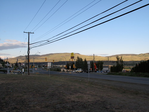 Stopping for gas in Merritt | by Nicolas Demers