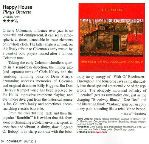 Happy House DB Review   by chkelsey