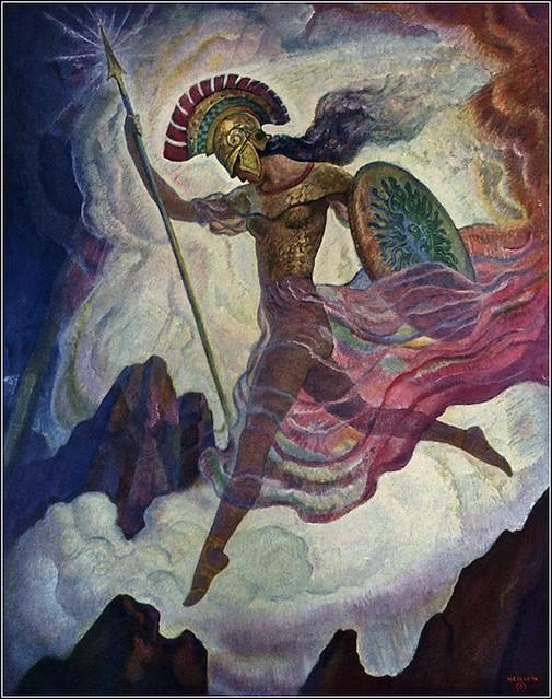 +1926: Odisea/Atenea