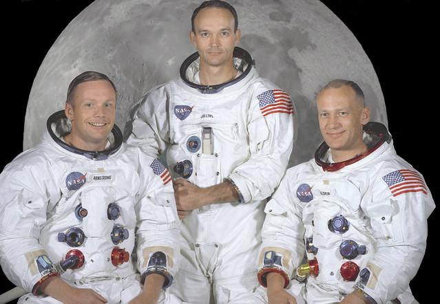 The Apollo 11 Prime Crew