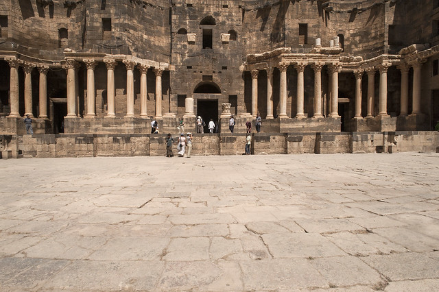 Bosra -IV: The Great Theatre