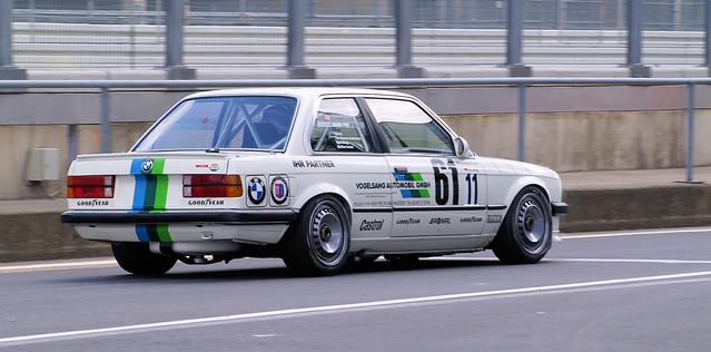 BMW @ Nürburgring