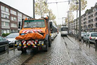 Unimog voor de ontspoorde Hermelijn | by Durk Houtsma.