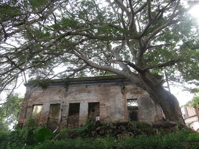 Hacienda Vieja en la Escondida