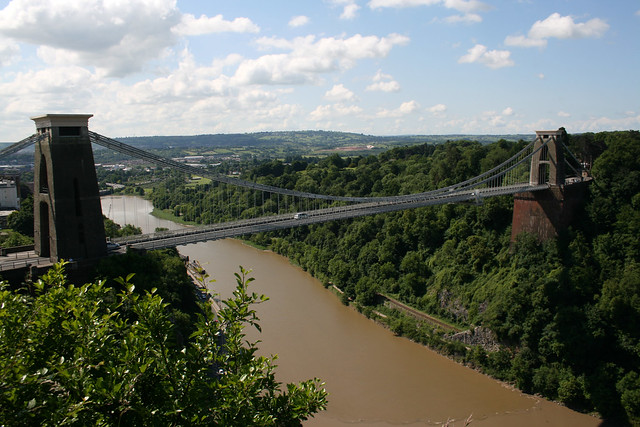 The Clifton Bridge