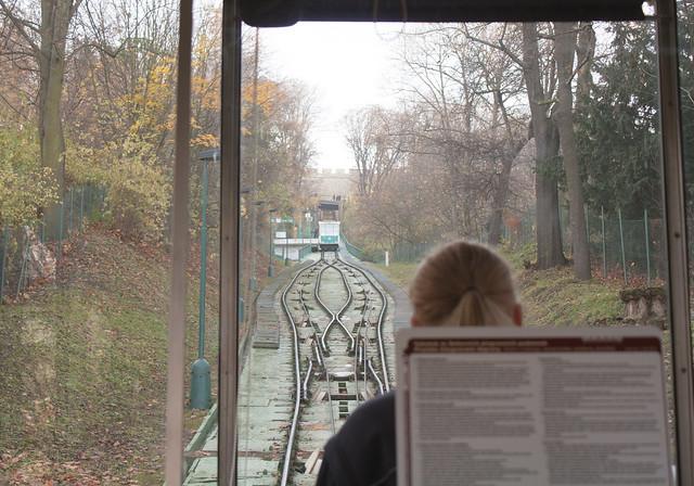 Petřín funicular railway