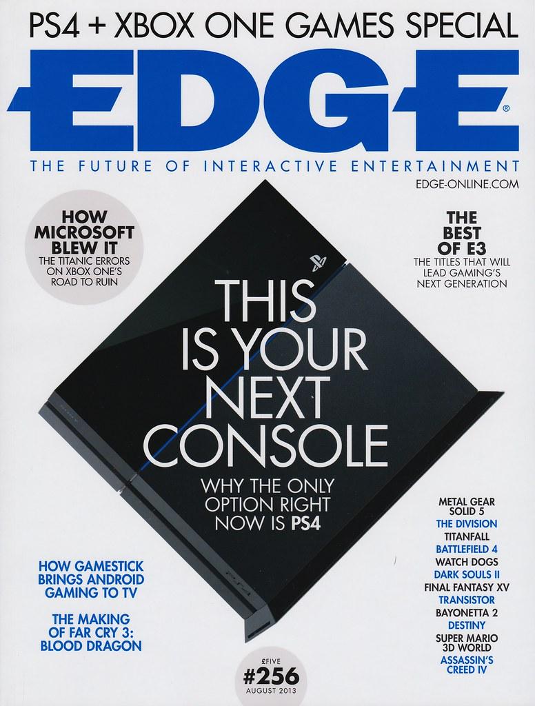 Edge 256 | Ian Dick | Flickr