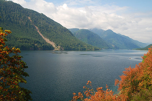 Sproat Lake, Vancouver Island, British Columbia, Canada