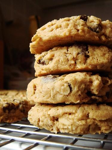 Kinako Chocolate Chip Cookies | by ComeUndone