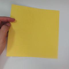 สอนวิธีพับกระดาษเป็นรูปลูกสุนัขยืนสองขา แบบของพอล ฟราสโก้ (Down Boy Dog Origami) 001