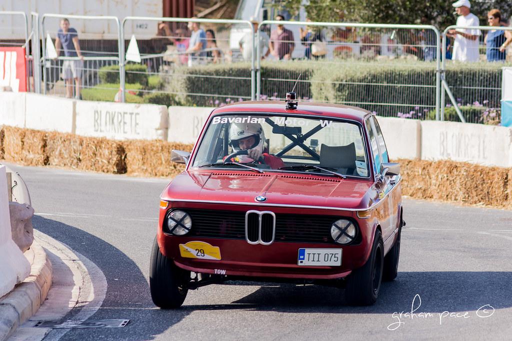 Mdina Classic Car Grand Prix 2016 1975 Bmw 2002tii Flickr