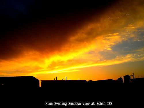 awesome sunset zhkbluerosephotography zhkbluerose evening islamabad pakistan photooftheday