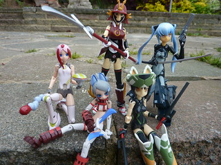 Shinki Squad | by .Poisoned♥Death.