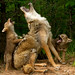 Howling lesson by debbie_dicarlo