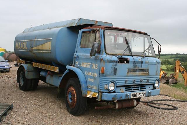 Maxol Ford D series