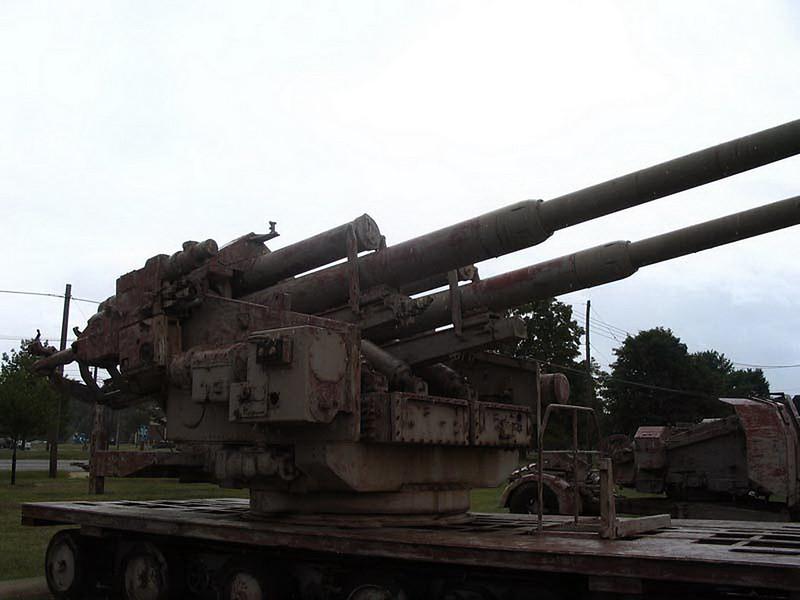 128mm FlaK 40 Zwilling (3)