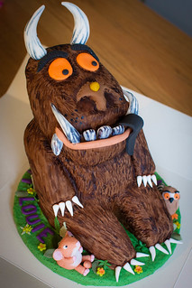 Gruffalo | by Claire at Little Bird Bakery