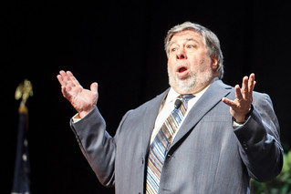 HighEdWeb 2013 keynote - Steve Wozniak 9.jpg | by HighEdWeb