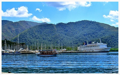 Marmaris Harbour and Marina... | by MickyFlick