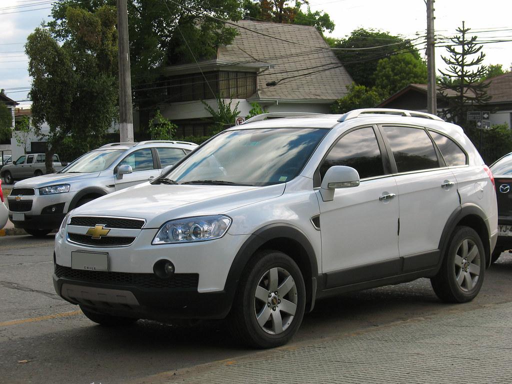 Kelebihan Chevrolet Captiva 2011 Harga