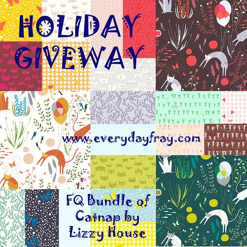 2013 Holiday Giveaway | by Everyday Fray