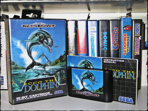Ecco The Dolphin | by reimmstein
