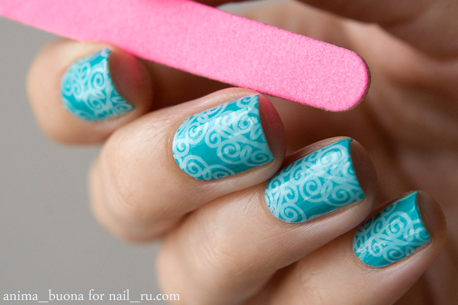 InCoco Nail Polish Strips | Spring vines | Kseniya | Flickr