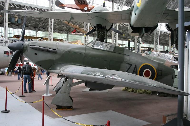 Hawker Hurricane Mk IIC 1