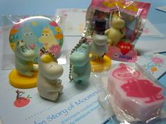 Moomin Characters little Japanese Stuff