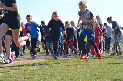 Peacehaven Junior parkrun #1 076