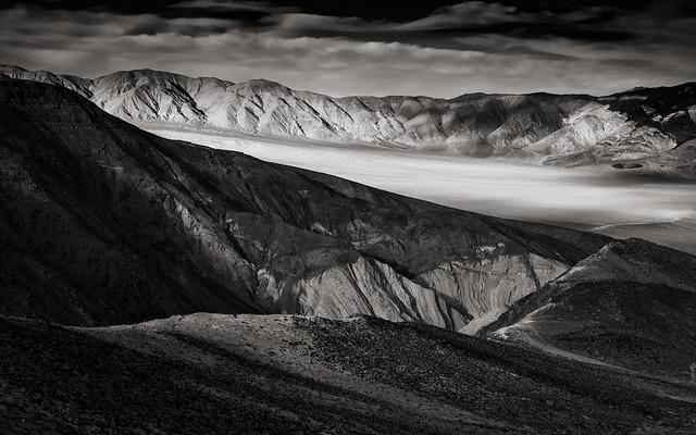 panamint plateau (explored)