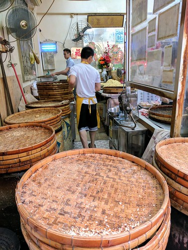 Almond Cookie Shop in Macau | by sstrieu