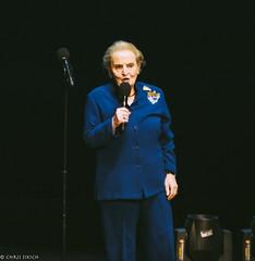 Madeleine Albright Hillary Clinton Rally @ The Mann Center Philadelphia 2016 I
