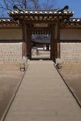 Changdeokgung paleis en Jogyesa tempel - 10 maart 2017