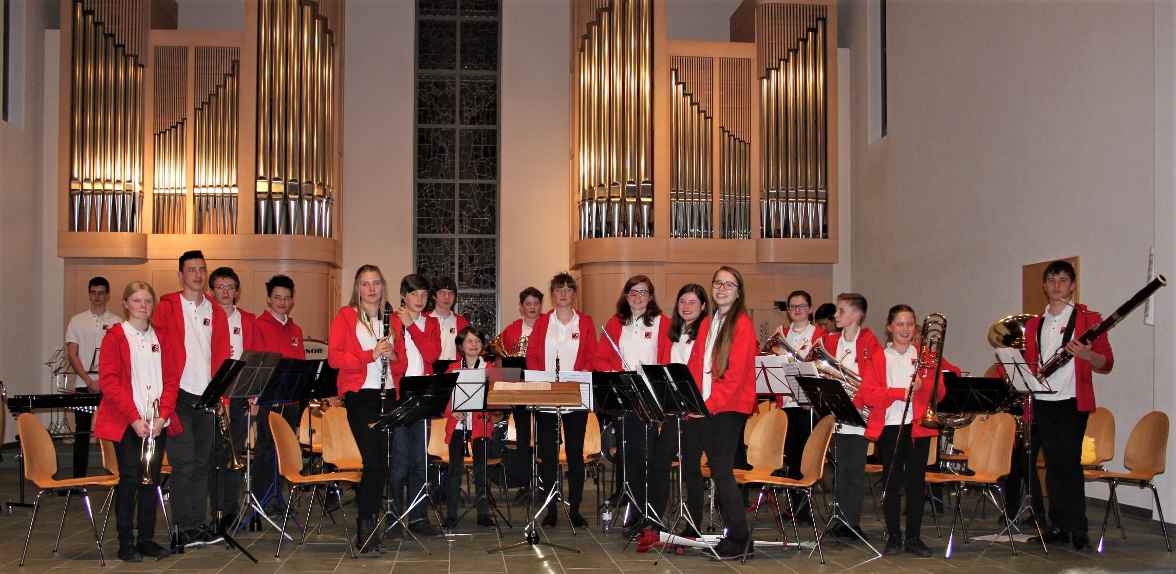 Konzert bei JM Lyss, 11. März